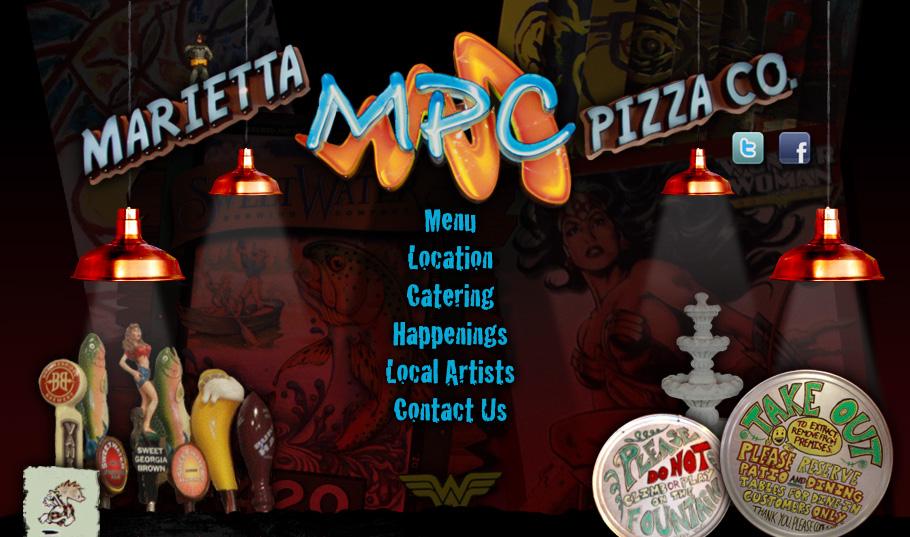 the latest fa3d6 ba671 Marietta Pizza Company - West Cobb Marietta, Georgia - Pizza, Salads, Subs,  Calzones, Wings - 770-693-9606